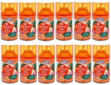 12 Homebright Automatic Spray Refills Air Wick Freshmatic Hawaiian Mist 4.5 oz