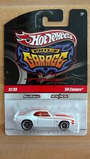 Hot Wheels - Phil's Garage - '69 Camaro - White/Orange Chase