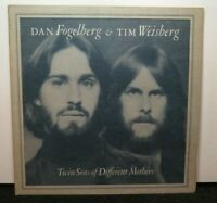 DAN FOGELBERG & TIM WEISBERG TWIN SONS OF DIFFERENT MOTHERS (VG+) JE- 35339 LP