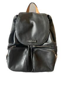 Leather Vera Bradley Backpack - Black