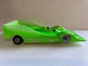 VINTAGE 1/24 CUSTOM FORMULA 1 SLOT CAR #5 PARMA CHASSIS PSE MOTOR
