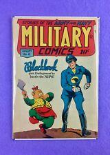 Military Comics #41 (1945): Golden Age!  World War II Comic!