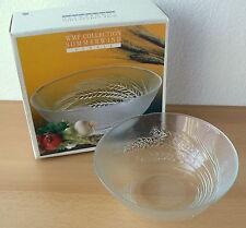 Schale, Schüssel, Glasschale, Sommerwind, WMF, Durchmesser ca. 22 cm, NEU & OVP