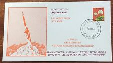 1976 skylark 1203 cover with woomera cancel
