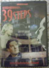 Alfred Hitchcock's 39 Steps (DVD, 2002)