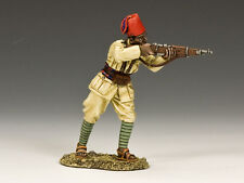 KING AND COUNTRY Askaris Standing Firing Rifle, Italian Forces IF40 IF040