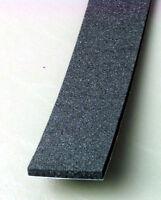 "1/4"" x 2"" Neoprene Foam Rubber with Adhesive Back"