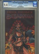 Brian Pulido's Belladonna Preview #nn CGC 9.4 (2004) Platinum Foil Avatar Press