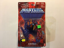 Masters of the Universe Orko figure 2002 Mattel Brand New sealed Action Chip
