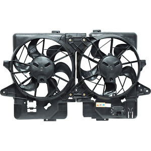 New Dual Radiator and Condenser Fan Assembly for Escape Tribute