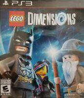 Lego Dimensions Playstation 3 Game