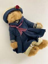 """Boyds Bear 1995 Bailey Sailor Plush Teddy 9"""" Collectible No tags"""