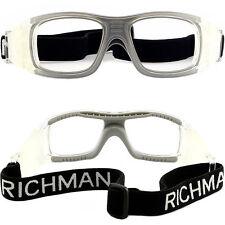 Men Women Sports Protection RX Goggles Soccer Prescription Glasses Elastic Strap