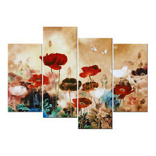 Canvas Painting Print Poster Abstract Art Landscape Wall Art Home Decor Framed