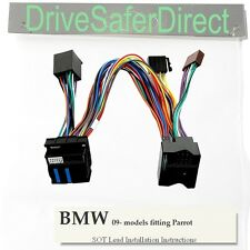ISO-SOT-976FB-q Lead,cable,adaptor for Parrot BMW 09  models