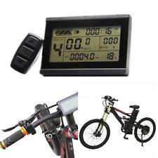 Fahrradteile & -komponenten 24V-48V Wasserdicht LCD Display Panel E-Scooter Fahrrad Brushless Controller b1 Elektrofahrradteile