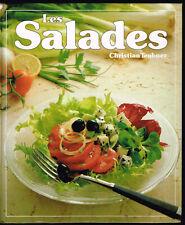 Les salades - Christian Teubner - 1987 - 96 pages 22,7 x 19 cm