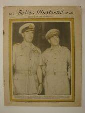 The War Illustrated #216 (Borneo, Tarawa, Hiroshima, Nagasaki, Singapore, D-Day)