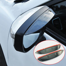 FIT FOR MAZDA CX5 TINT SIDE DOOR WING MIRROR RAIN GUARD VISOR SHADE SHIELD COVER
