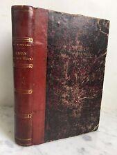 Brun ou les chasseurs d'Ours Le capitaine Mayne-Reid Paris L.Hachette 1869