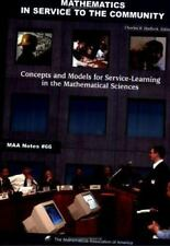 Mathematics in Service to the Community: Concepts and Models for-ExLibrary
