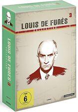 DVD LOUIS DE FUNES Collection 3 (3 DVDs) # Querkopf, Brust.., ...Kohlköpfe ++NEU