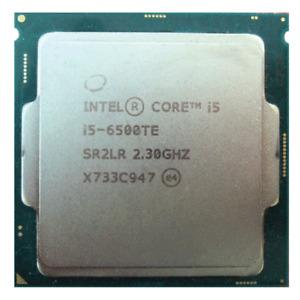 Intel Core i5 6500TE Socket 1151 4 Core 4Thread 35W 6th Gen CPU