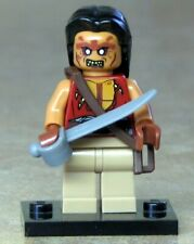 NEW LEGO YEOMAN ZOMBIE PIRATE MINIFIGURE - PIRATES OF THE CARIBBEAN