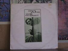 JOHN OTWAY WILD WILLY BARRETT - UK LP EXLP1 TOWNSHEND