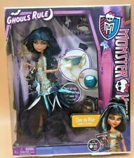 2012 MONSTER HIGH DOLL MUNECA GHOULS RULE CLEO DE NILE DAUGHTER OF THE MUMMY