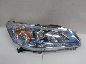 2013 2014 2015 HONDA ACCORD HYBRID SEDAN OEM RIGHT LED HEADLIGHT T1