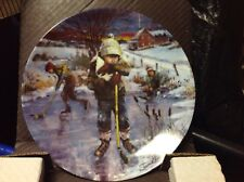 """Dominion China Ltd """"Dreams of Glory"""" Collectible Plate"""