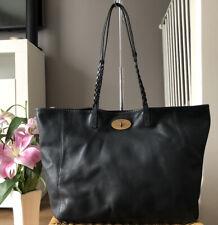 Beautiful Genuine Mulberry Dorset Tote Bag Soft Nappa Leather Black