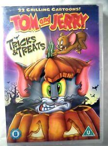68492 DVD - Tom And Jerry Tricks & Treats [NEW / SEALED]  2012  1000330559
