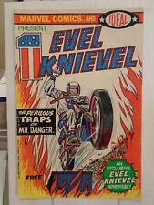 Marvel EVEL KNIEVEL #nn (1974) Promo Comic John Romita & Joe Sinnott Cover