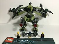 Lego Ultra Agents 70164 Hurricane Heist Incomplete W/ Manual