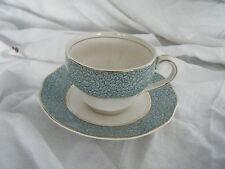 C4 Pottery Wedgwood Garden Cup & Saucer 15x8cm 2C7A