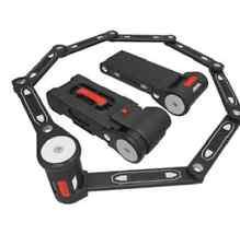 Antivol vélo pliable à clé ZEFAL K Traz F16 vélo électrique VAE VTT résistant