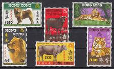 Hongkong Lot **  Chinesisches Neujahr 1970, 1973 und 1974 postfrisch