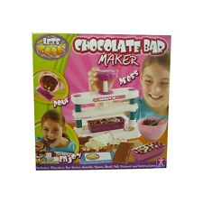 Lets Cook Chocolate Bar Maker Toy - Make Your Own Chocolate Maker Set NEW