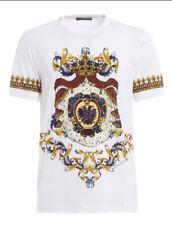 Dolce & Gabbana Heraldic Tshirt Size 50