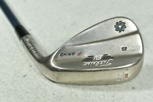 Titleist Vokey SM6 Tour Chrome 50*-08 Wedge Right Steel # 118076