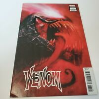 Venom #1 Annual Variant Bill Sienkiewicz Variant Cover Marvel Comics Donny Cates