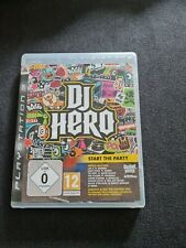DJ HERO Sony Playstation 3 Game PS3 EXCELLENT CONDITION