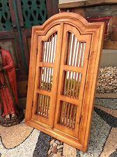 Bali - Balinese jar mirror - Balinese mirror - Natural finish 40 cm