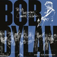 BOB DYLAN - 30TH ANNIVERSARY CONCERT CELEBRATION [DELUXE EDITION] 2 CD NEU