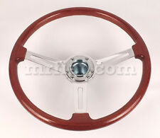 Alfa Romeo GT Junior GTV Wood Steering Wheel Hellebore New