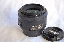 Nikon AF-S Nikkor 35mm f/1,8 G DX