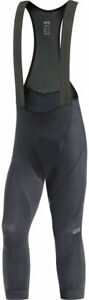GORE® C3 3/4 Cycling Bib Tights+ - Black, Men's, Small