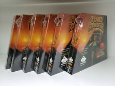 Tomb Raider Collectible Card Game 2 Player Quest Deck Set 6 Box Set Case